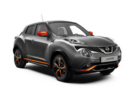 Nissan Juke Mai 2018