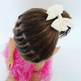 eenhoorn haarbandje baby