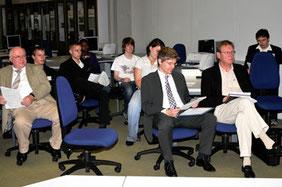 Juli 2009 Umwandlung Projekt BAUM in eine Schülergenossenschaft