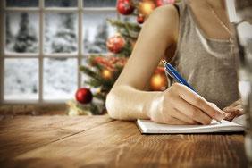 Carole Aubert Psy et Coach Paris Blog - Comment gérer l'angoisse des fêtes de fin d'année ?