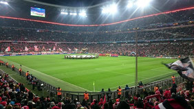 24. November 2015 | Allianz Arena in München