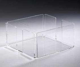 Serviettenspender 3 verschiedene Größen, FMU GmbH, Snackzubehör