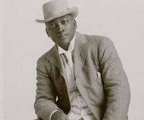 Jack Johnson boxer en civil