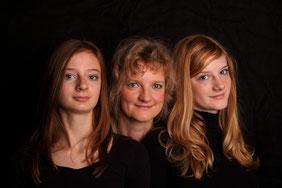 meine drei Mädels