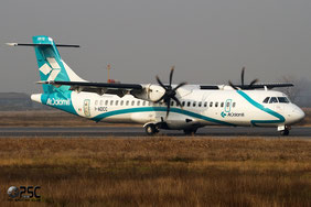 I-ADCC ATR72-212A 662 Air Dolomiti