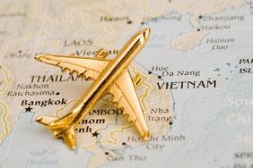 Thailändische Fluggesellschaften welche in Thailand fliegen