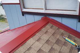 屋根の重ね葺き(カバーリング工法)【雨漏り修理工法|新潟|やねのヤマムラ】