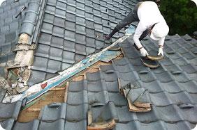 屋根の部分修理【雨漏り修理工法|新潟|やねのヤマムラ】