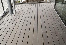 Terrassenboden Accoya vorvergraut  Kehrsatz