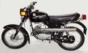 mobra motorcycle
