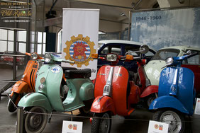 70 years of Vespa