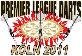Logo Premier League Darts Köln 2011