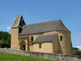 Church of Aurions-Idernes (Vic-Bilh/Madiran)