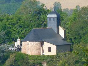 Church of Cadillon (Vic-Bilh)