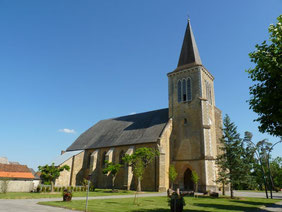 Church of Lembeye (Vic-Bilh/Madiran)