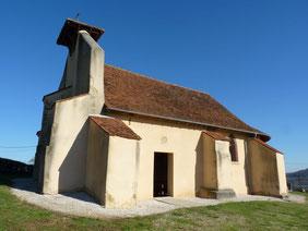 Church of Corbère-Abères (Vic-Bilh/Madiran)