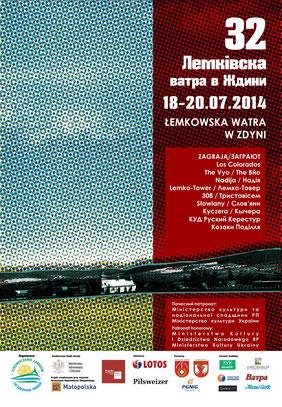 Łemkowska Watra w Zdyni