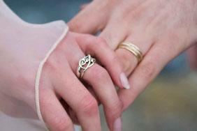 Handfasting - Ivy Leaf Ring
