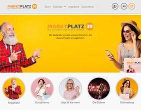 www.MARKTPLATZ39.de