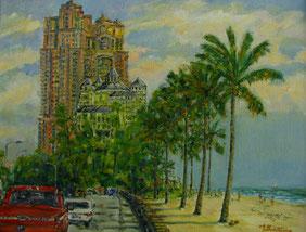 Ft.Lauderdale Beach Boulevard Palms Appt.
