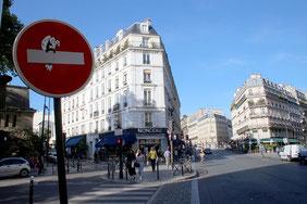 Rue de Monge Paris 5eme