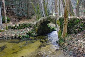 Le pont d'Anjot