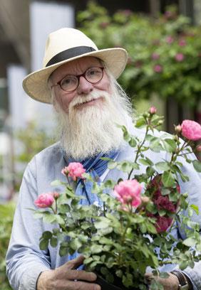 Foto: Petra Schweim - Gartenbotschafter John Langley®