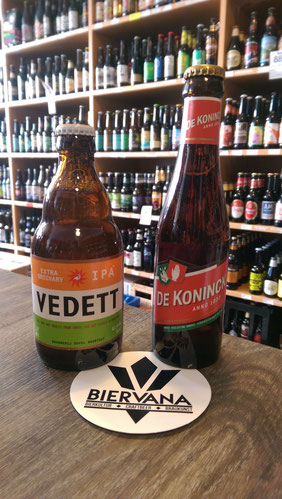 Duvel Moortgat Bier: Vedett India Pale Ale
