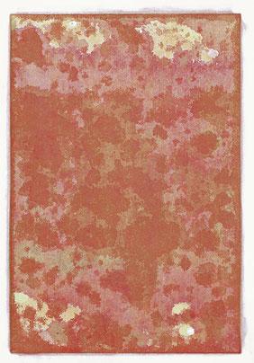 Ohne Titel, Acrylfarbe auf Foamboard, 45 x 32,1, 2018