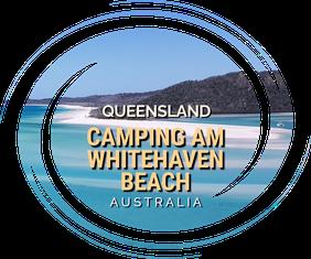 Whitehaven Beach, Whitsunday Camping, Whitsundays, Hazlewood Island