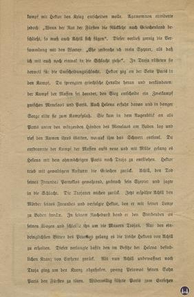 Das Tempelhofer Tivoli an der Friedrich - Karl - Straße. Kinoprogramm Seite 4.