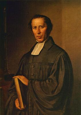 Generalsuperintendent Carl Büchsel.