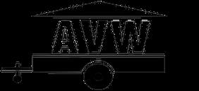 Anhängervermietung Waldeck – AVW-Logo