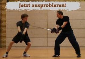 Schwertkampf lernen