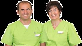 Dr. Jürgen Neubauer & Dr. Sylvia Hindel-Neubauer, Zahnärzte für sichere Amalgam-Entfernung in Hauzenberg bei Passau (Bayern) (© praxisdesign Ralf Peiler)
