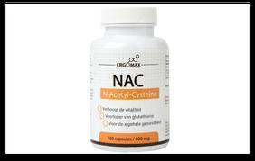 N-Acetyl-Cystein fördert die Glutathionproduktion und stärkt damit die körpereigene Entgiftung. (© Ergomax)
