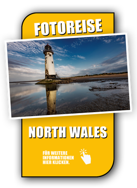 Fotoreise Landschaftsfotografie an der walisischen Küste mit Sebastian Kaps