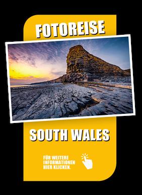 Link zur Fotoreise Landschaftsfotografie an der walisischen Küste mit Sebastian Kaps