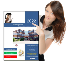 Unser Kursprogramm 2021 Pfeffer Consulting