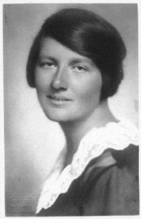 Göllner Mária (1894-1982)
