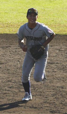 田畑式トレーニングで有名な田端泉教授(スポ健)のゼミで学ぶ。1回生後期時には+R Challenge奨学金を獲得し、東京でトレーニング法を学んだ。「野球と勉強の両立が僕のスタイルです。片方がダメになると、もう片方もダメにあるのが僕なので」と自身を語る