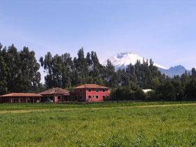 Cotopaxi Hacienda Hotels bei ECUADORline
