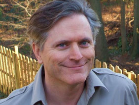 Author Tim Byrd