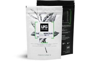 LPG 14 Tage Express Organic Slimming Tea