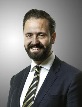 Staatsminister der Justiz Sebastian Gemkow MdL