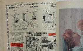 Une page 1960