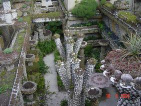 Le Jardin de Rosa Mir à Lyon