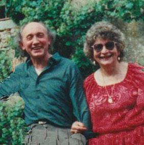 Jean-Louis Vetter et Jeanine Rivais