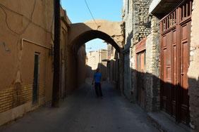 Altstadtgassen in Yazd