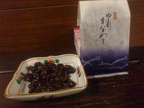 砂糖菓子の甘納豆